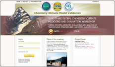 Chemistry-Climate Model Validation